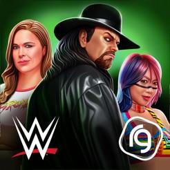 WWE混乱(WWE Mayhem)